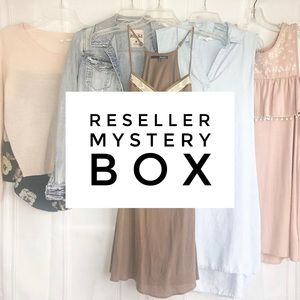 Anthropologie, Free People & UO Mystery Box!!
